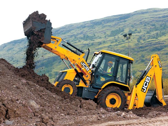 Будівельна техніка для земляних робіт